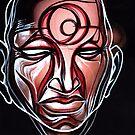 Man Human Lord Guy Ghandi Wise Wisdom Zen by kaiascopic