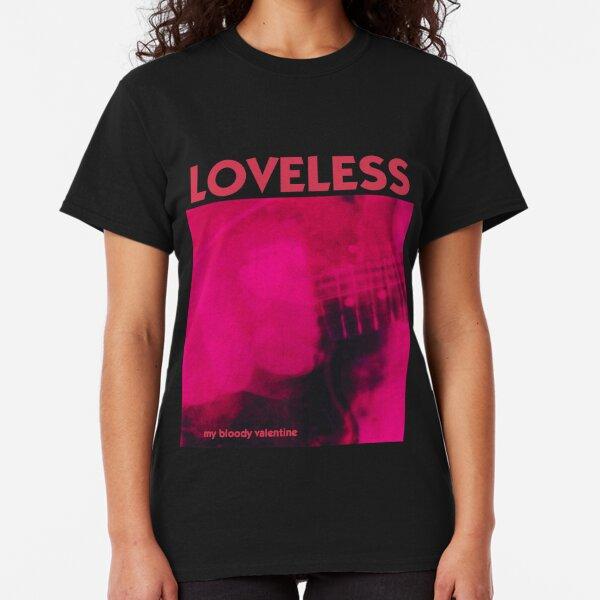 Loveless - My bloody valentine t-shirt Classic T-Shirt
