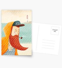 Strand Postkarten