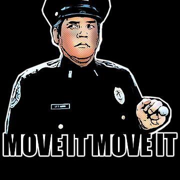 Move it Move it by JTK667