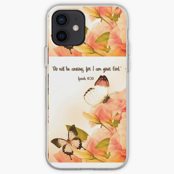 Isaiah 41:10 iPhone Soft Case