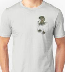 Camiseta ajustada Protector de bolsillo - Charlie