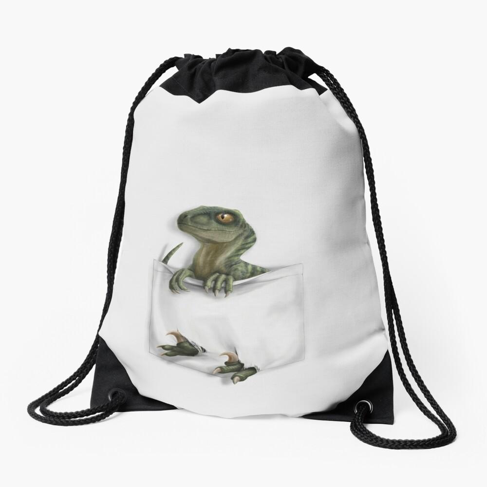 Pocket Protector - Charlie Drawstring Bag