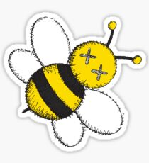 xx bee  Sticker