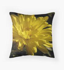 Lemon Zen Throw Pillow