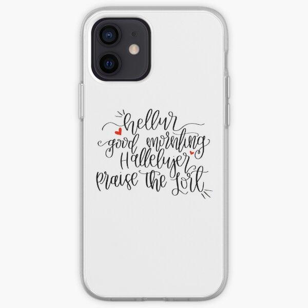 Hellur  iPhone Soft Case