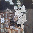 Gardening Betty by cdcantrell