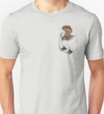 Pocket Protector - Lost World Unisex T-Shirt