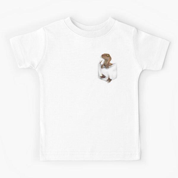Pocket Protector - Lost World Kids T-Shirt