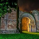 Lilleshall Abbey Glow by stephenk