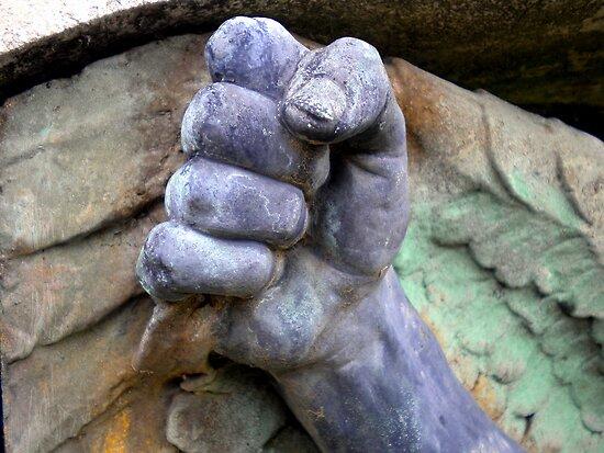 Fist by Josephine Pugh