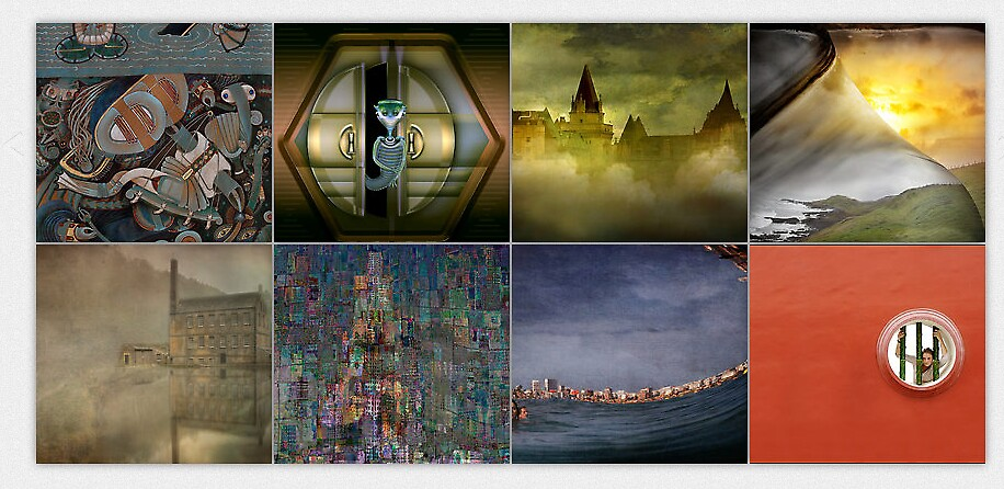 Untitled by The RedBubble Homepage