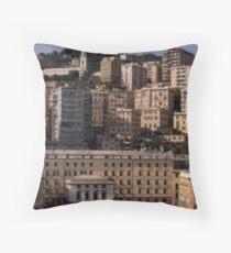 Naples II Throw Pillow