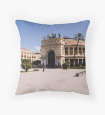 Palermo III Throw Pillow