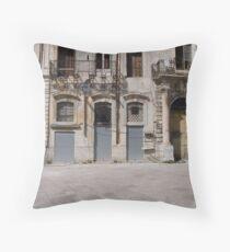 Palermo IV Throw Pillow