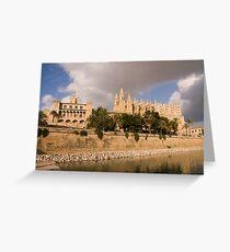 Palma de Mallorca II Greeting Card