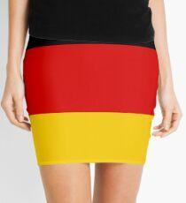 Deutsche Flagge Minirock - Deutschland Kleid Minirock