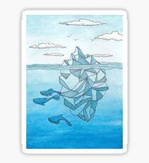 Iceberg Sticker