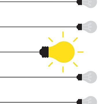Light Bulb Moment by ezcreative
