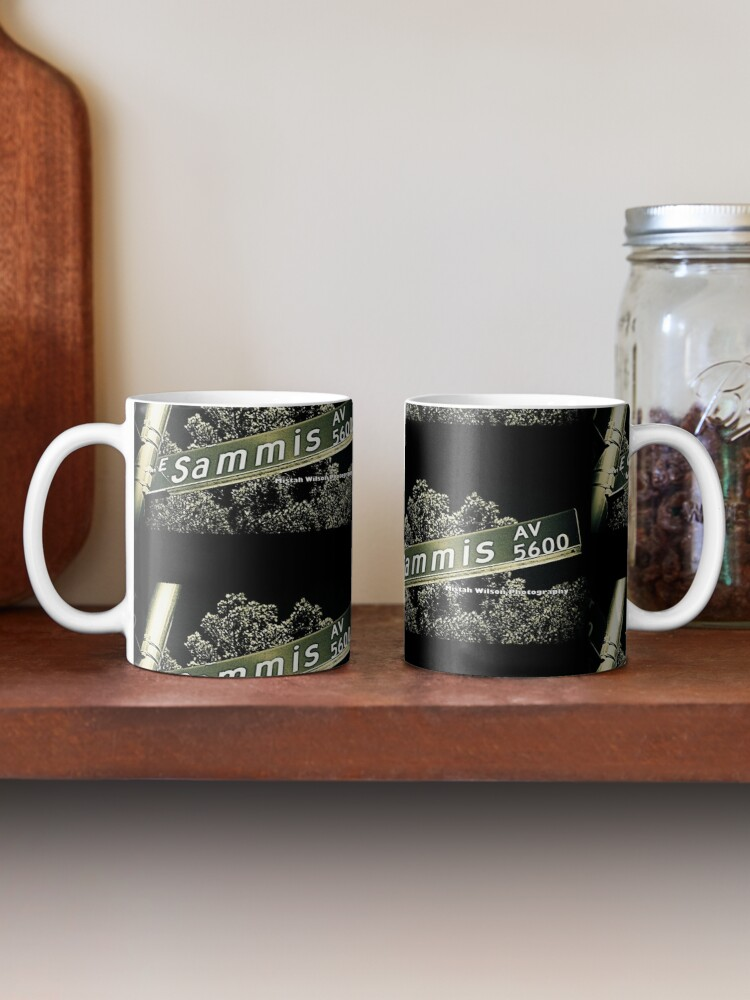 Alternate view of Sammis Avenue, Las Vegas, Nevada by Mistah Wilson Photography Mug