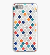 Sea & Spice Moroccan Pattern iPhone Case/Skin