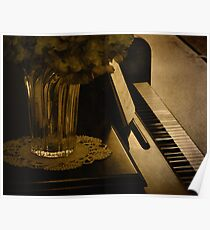 Pianissimo Poster