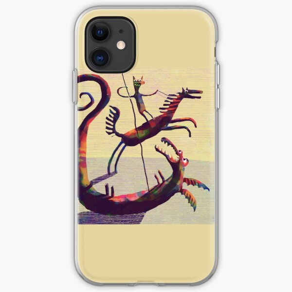 We are the hero of our own story! iPhone Soft Case
