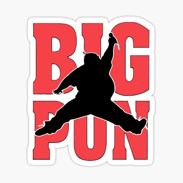 Big Rapper Sticker