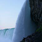 Behind Niagara Falls by klziegler