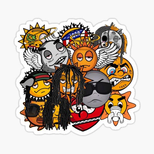 Glo Gang  Sticker