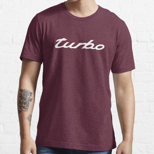 PORSCHE Turbo Essential T-Shirt