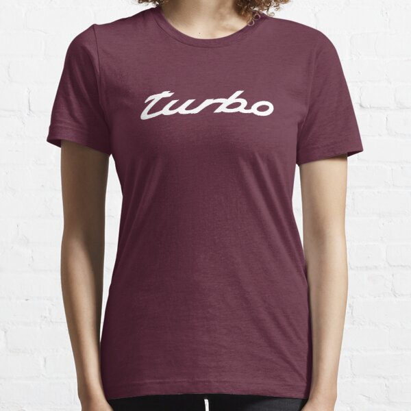 PORSCHE Turbo T-shirt essentiel