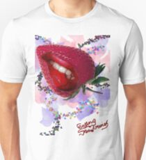 Eating Strawberries T-Shirt