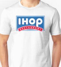 IHOP Logo Slim Fit T-Shirt