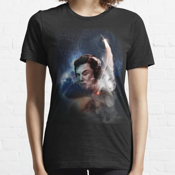 Elon Musk - Blast Off Essential T-Shirt