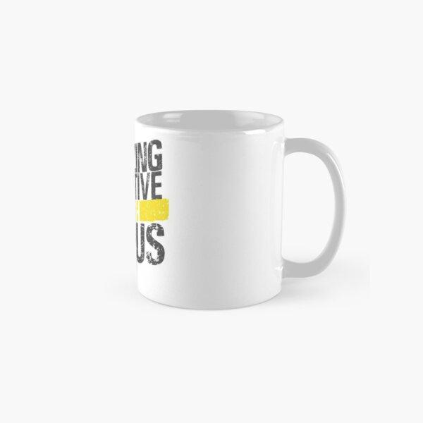 Amazing Detective SLASH Genius Reversed Classic Mug