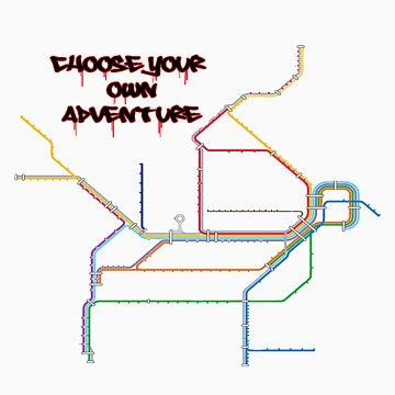 shitty-rail map by ka2per