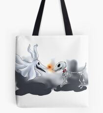 Nightmare Dogs Tote Bag