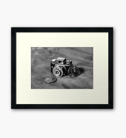 Not A 2 bit Camera Framed Print