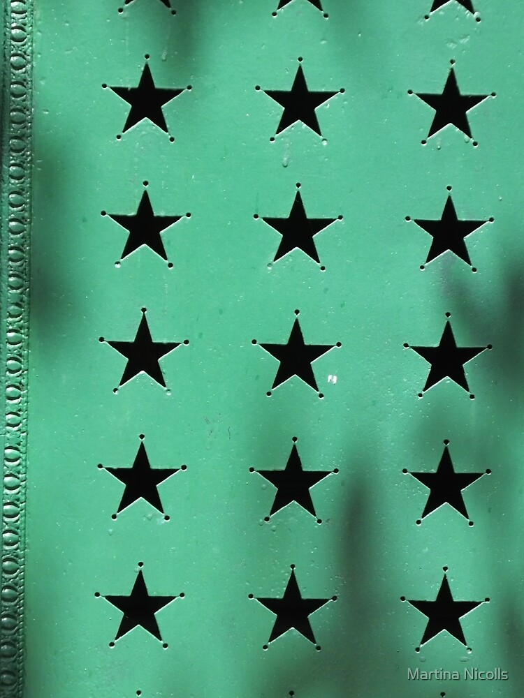 Green door - 21 stars by martina