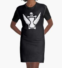Pirate Time Graphic T-Shirt Dress