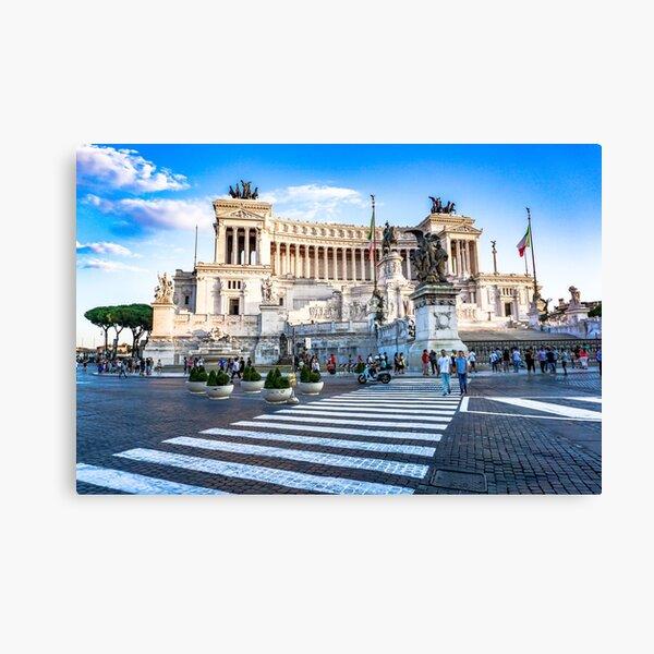 Italy, Rome. Canvas Print