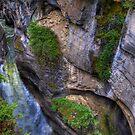 Maligne Canyon by PFrogg