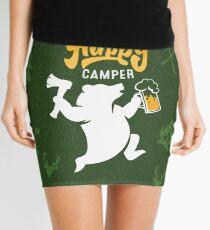 Happy Axe Camper Mini Skirt