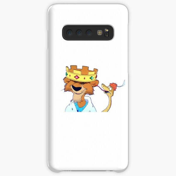 King and hiss snake Samsung Galaxy Snap Case