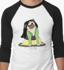 Puglan Men's Baseball ¾ T-Shirt