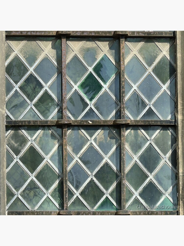 Window panes by chihuahuashower
