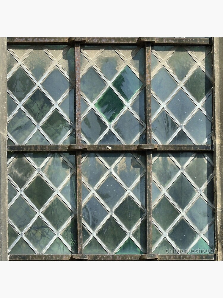 Window panes by chihuahuashower