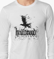 Blackbird Halfbreed - an Aaron Paquette Long Sleeve T-Shirt