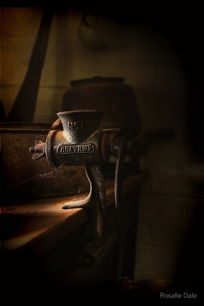 The Mincer ~ Monte Cristo by Rosalie Dale
